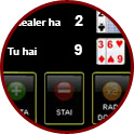 Blackjack 5€ Live