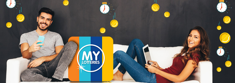 Giocare al Million Day con l'App MyLotteries
