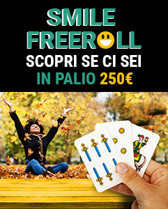 SMILE FREEROLL