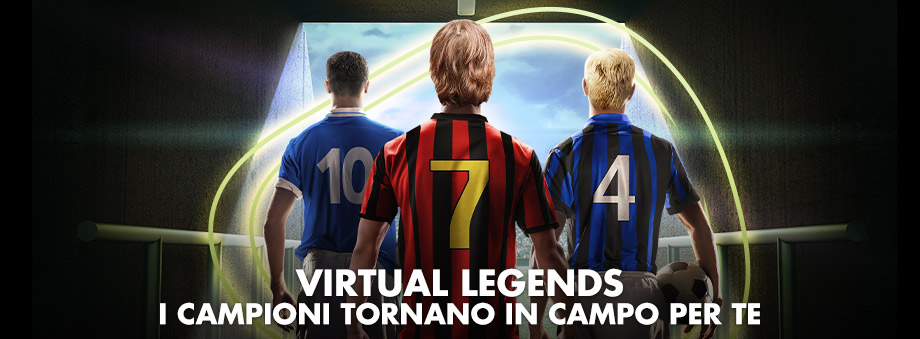 Virtual Legends