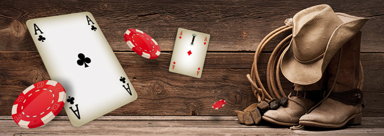 Il Poker nel Far West